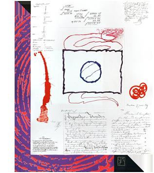 Original signed prints de  : L'avenir de la propriété