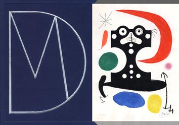 Livre avec gravures de  : Hommage à Marcel Duchamp