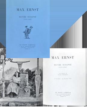 Catalogue d'exposition de  : Oeuvre sculpté