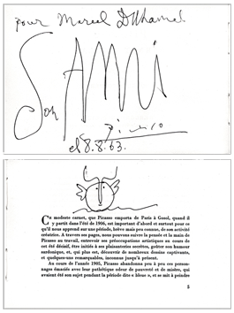 Dessin original de  : Carnet Catalan