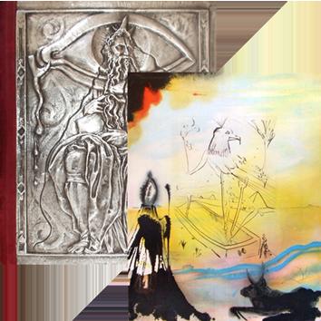 Estampes originales signées de  : Moïse et le Monothéisme