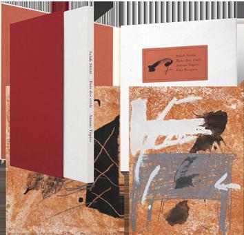 Livre avec gravures de  : Bois de cerfs