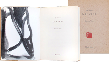 Libro illustrato de  : L'Envers