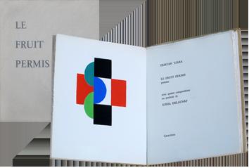 Libro con estampas de  : Le fruit permis