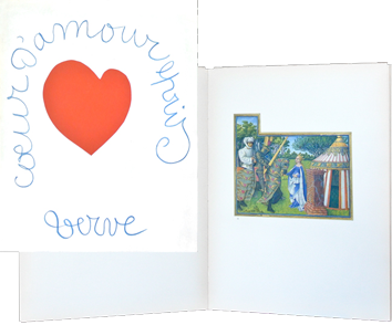 Illustrated book de  : Coeur d'amour épris
