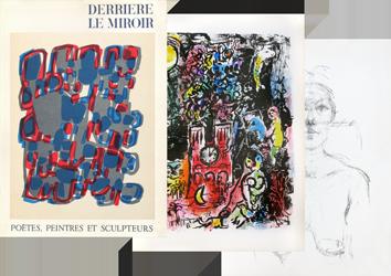 DLM lithographies originales de  : DLM n°119