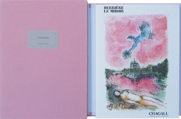 Issue DLM lithograph de Chagall Marc : DLM n° 246 - Deluxe Edition