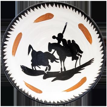 Madoura ceramic de  : Picador