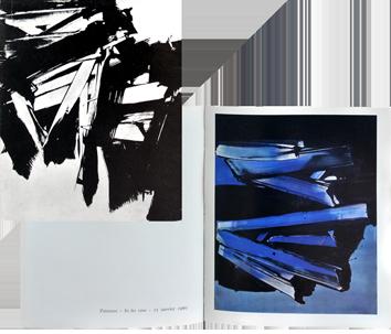 Catalogue d'exposition de  : Soulages, peintures récentes