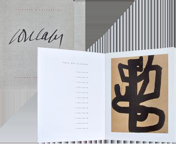 Livre avec reproductions de  : Peintres d'aujourdhui : Soulages
