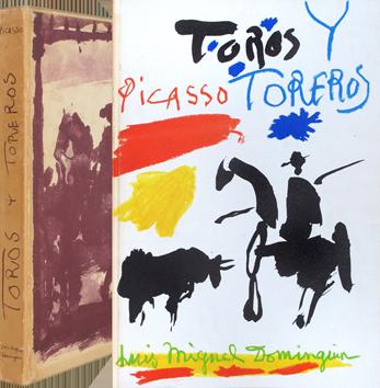 Livre illustré de  : Toros y Toreros